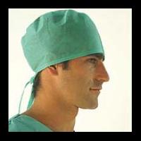 Gorro Cirugia con cintas