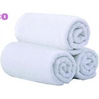 Toalla de algodón 100% Color blanco